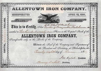 Allentown Iron Co.