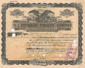 R. J. Reynolds Tobacco Co. (OU R.J. Reynolds)