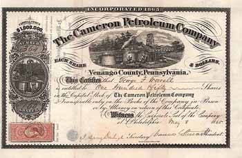 Cameron Petroleum Co.