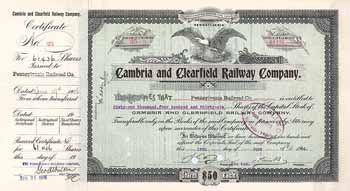 Cambria & Clearfield Railway
