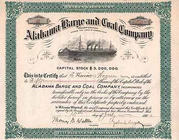 Alabama Barge and Coal Co.