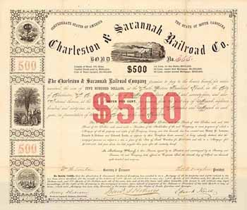 Charleston & Savannah Railroad