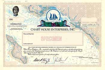 Chart House Enterprises, Inc.
