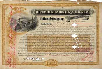 Pittsburgh, McKeesport & Youghiogheny Railroad