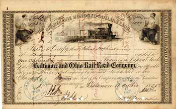 Baltimore & Ohio Railroad (OU Hopkins)