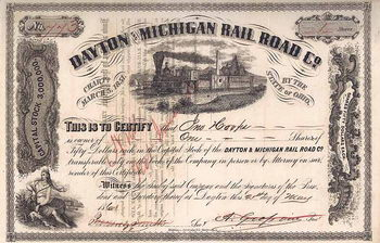 Dayton & Michigan Railroad