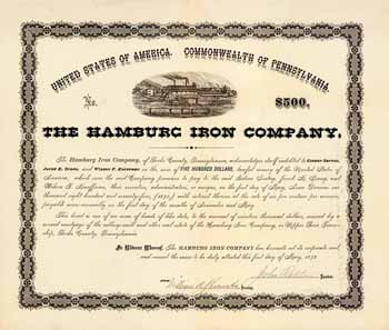 Hamburg Iron Co.