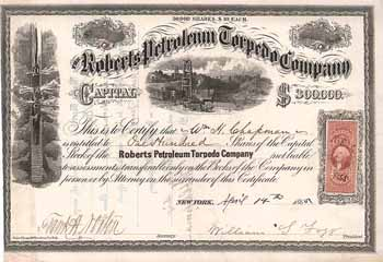Roberts Petroleum Torpedo Co.