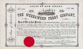 Weehawken Ferry Co.