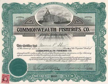 Commonwealth Fisheries