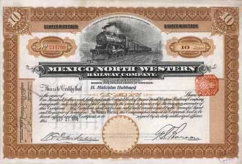 Mexico North Western Railway