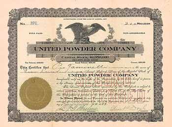United Powder Co.