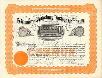 Fairmont and Clarksburg Traction Co.