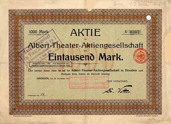 Albert-Theater-AG