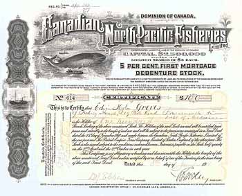 Canadian North Pacific Fisheries