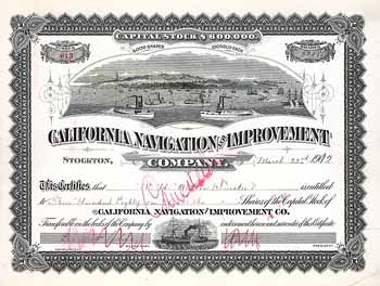 California Navigation and Improvement Co.