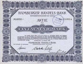 Hamburger Handels-Bank KGaA