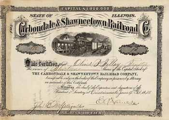 Carbondale & Shawneetown Railroad