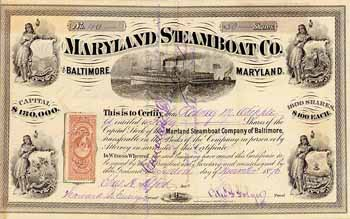 Maryland Steamboat Co.
