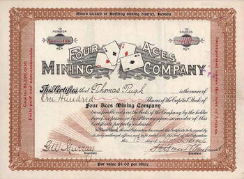 Four Aces Mining Co.