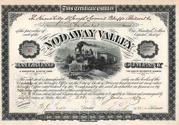 Nodaway Valley Railroad