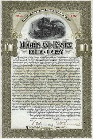 Morris & Essex Railroad