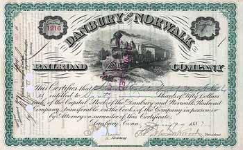 Danbury and Norwalk Railroad