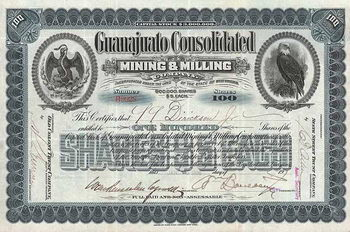 Guanajuato Consolidated Mining & Milling Co.