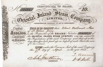 Oriental Inland Steam Company Ltd.