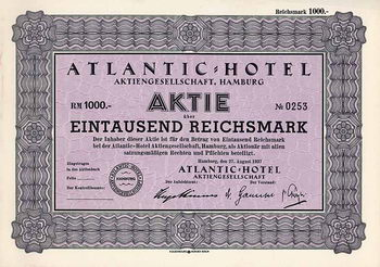 Atlantic-Hotel AG