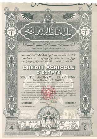 Credit Agricole d'Egypte