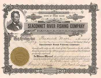 Seaconnet River Fishing Co.