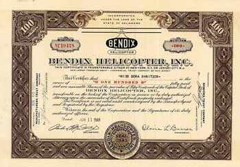 Bendix Helicopter Inc.