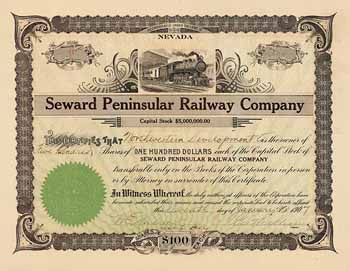 Seward Peninsular Railway