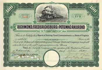 Richmond, Fredericksburg & Potomac Railroad