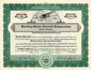 Barkley-Grow Aircraft Corp.