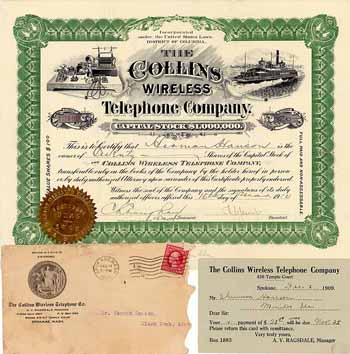 Collins Wireless Telephone Co.