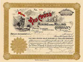 Red Cross Gold Mining & Milling Co.
