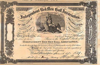 Independent Red Men Hall Association