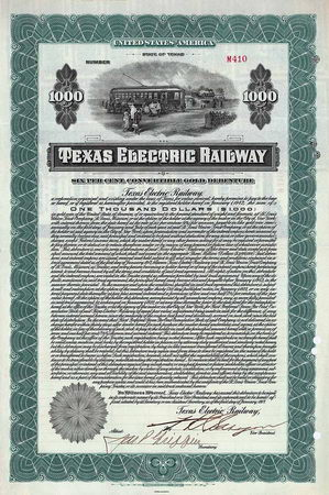 Texas Electric Railway