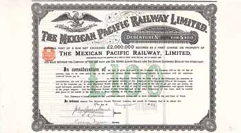Mexican Pacific Railway
