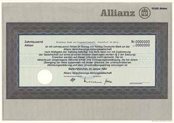 Allianz Versicherungs-AG