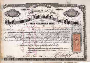 Commercial National Bank of Chicago