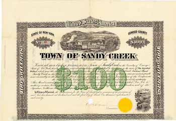 Town of Sandy Creek - Syracuse Northern Railroad