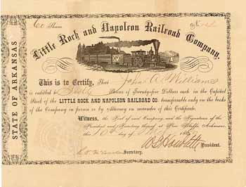 Little Rock & Napoleon Railroad