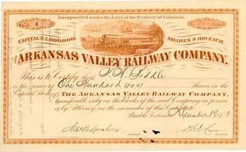 Arkansas Valley Railway