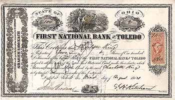 First National Bank of Toledo