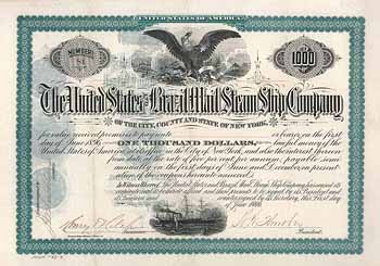 United States & Brazil Mail Steamship Co.