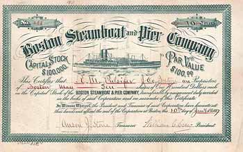 Boston Steamboat and Pier Co.