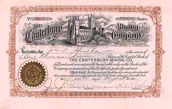 Canterbury Mining Co.